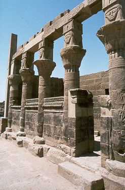 Egyptian Architecture On In Egyptian Architecture The Term Used For A